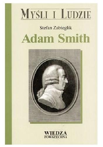 Okładka książki Adam Smith