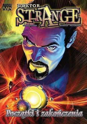 Okładka książki Doktor Strange: Początki i zakończenia