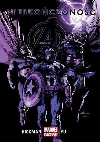 Okładka książki Avengers: Nieskończoność