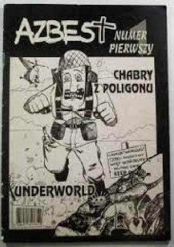 Okładka książki Azbest 1