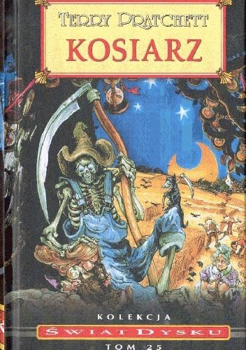 Okładka książki Kosiarz