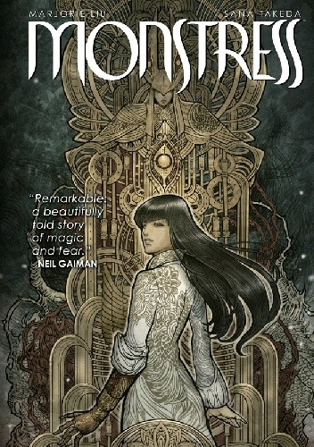 Okładka książki Monstress Vol. 1: Awakening