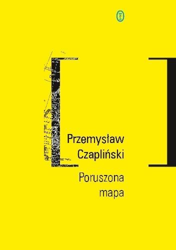 Okładka książki Poruszona mapa