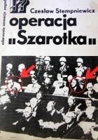 """operacja """"Szarotka"""""""