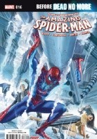 "Amazing Spider-Man Vol 4 #16 - Before ""Dead No More"""