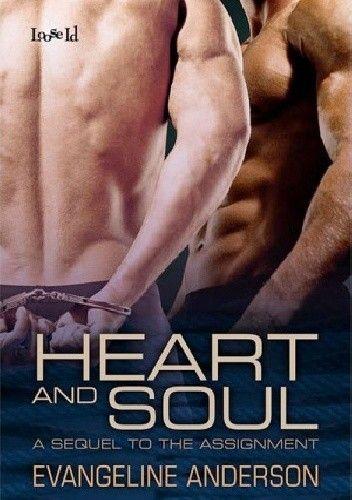 Okładka książki Heart and Soul