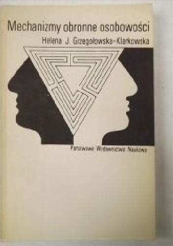 Okładka książki Mechanizmy obronne osobowości