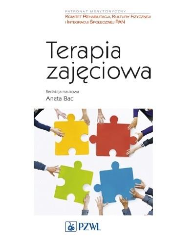 Okładka książki Terapia zajęciowa