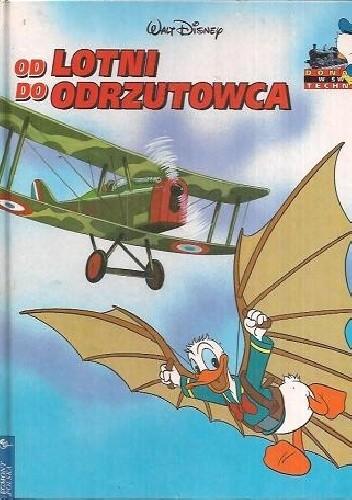 Okładka książki Od lotni do odrzutowca