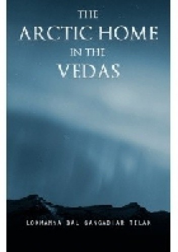 Okładka książki The Arctic Home in the Vedas