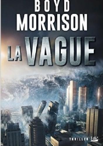 Okładka książki La vague
