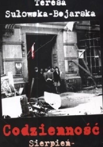 Okładka książki Codzienność. Sierpień - wrzesień 1944