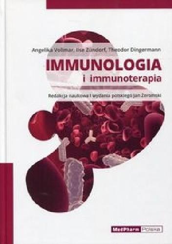 Okładka książki Immunologia i immunoterapia
