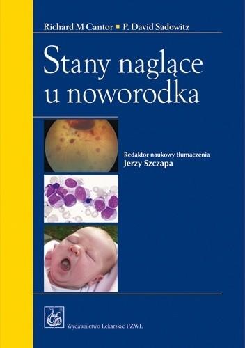 Okładka książki Stany naglące u noworodka
