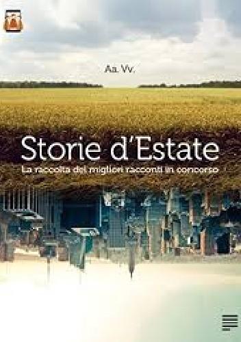Okładka książki Storie d'estate