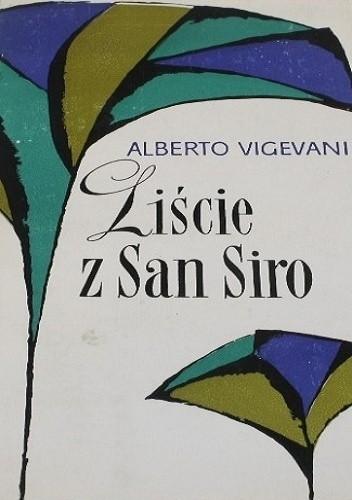 Okładka książki Liście z San Siro