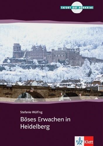 Okładka książki Böses Erwachen in Heidelberg