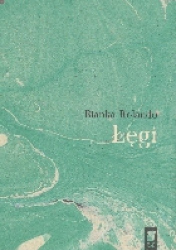 Okładka książki Łęgi