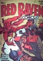 Red Raven Comics