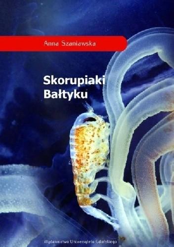 Okładka książki Skorupiaki Bałtyku