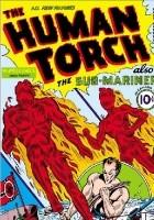 Human Torch Comics 1