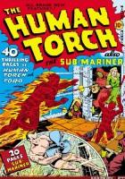 Human Torch #3