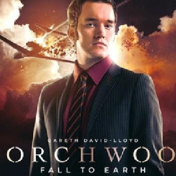 Okładka książki Torchwood: Fall to Earth