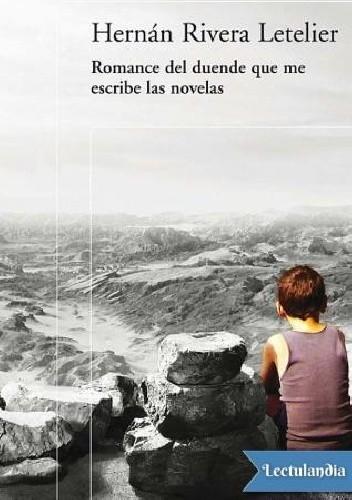 Okładka książki Romance del duende que me escribe las novelas