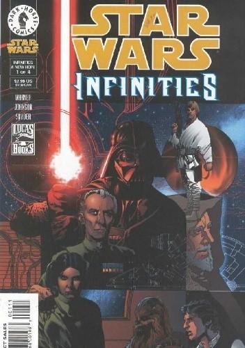 Okładka książki Star Wars: Infinities - A New Hope #1