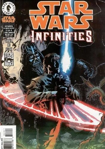 Okładka książki Star Wars: Infinities - A New Hope #3