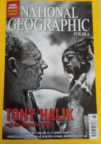 Okładka książki National Geographic 11/2008 (110)