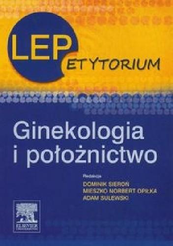 Okładka książki LEPetytorium Ginekologia i położnictwo