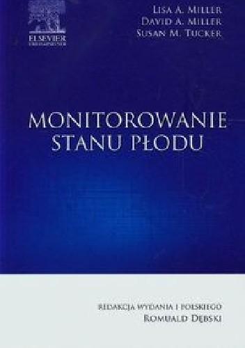 Okładka książki Monitorowanie stanu płodu