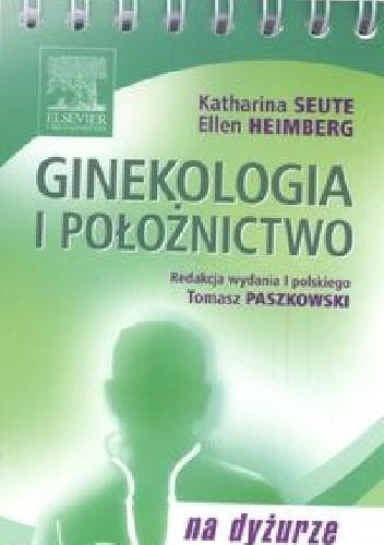 Okładka książki Ginekologia i położnictwo na dyżurze