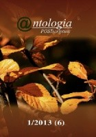POSTscriptum. Antologia 1/2013 (06)