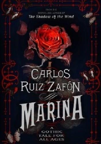 Okładka książki Marina