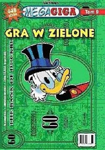 Okładka książki MegaGiga 1/2008: Gra w zielone