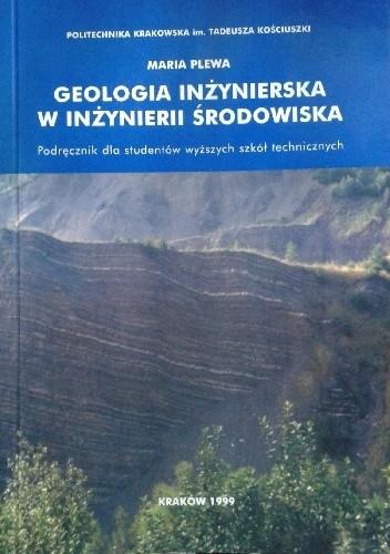 Okładka książki Geologia inżynierska w inżynierii środowiska