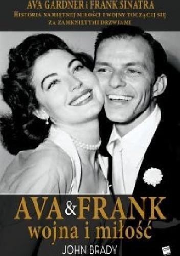 Okładka książki Ava&Frank: Wojna i miłość