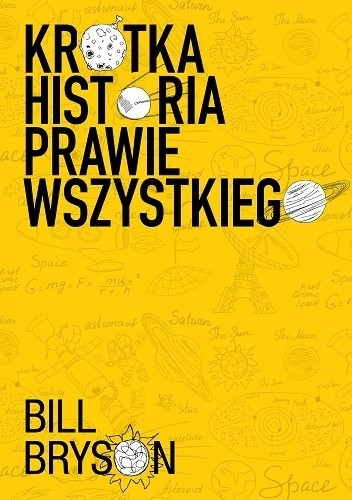 Okładka książki Krótka historia prawie wszystkiego