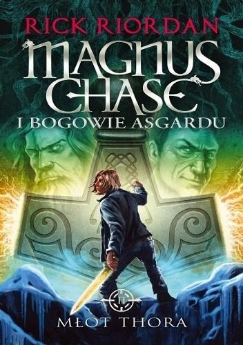 Okładka książki Młot Thora