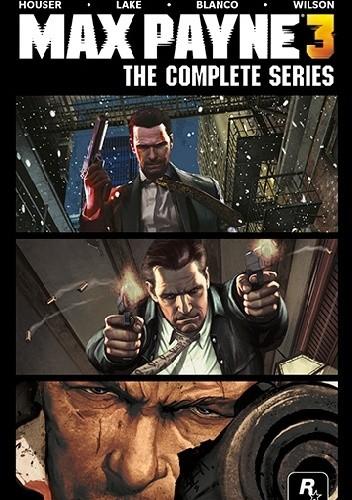 Okładka książki Max Payne 3 comics