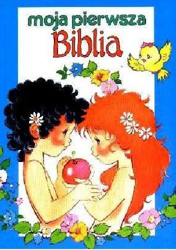 Okładka książki Moja pierwsza Biblia