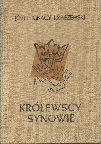 Okładka książki Królewscy synowie