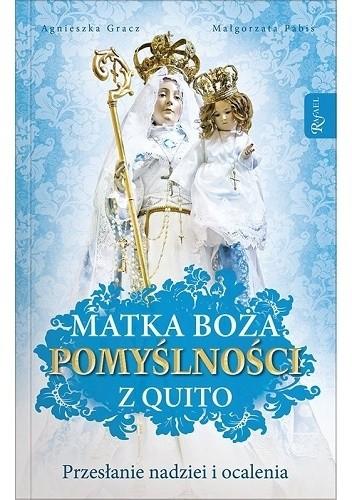 Okładka książki Matka Boża Pomyślności z Quito