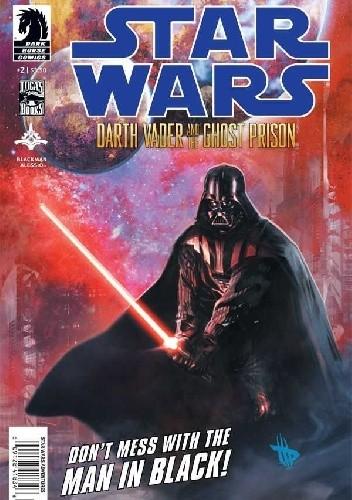 Okładka książki Darth Vader and the Ghost Prison #2