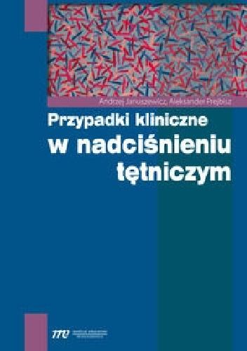Okładka książki Przypadki kliniczne w nadciśnieniu tętniczym