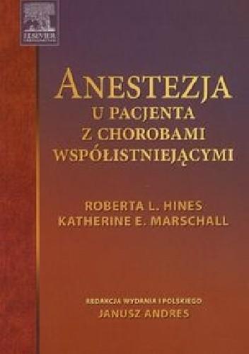 Okładka książki Anestezja u pacjenta z chorobami współistniejącymi