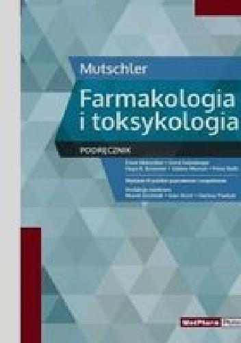 Okładka książki Mutschler. Farmakologia i toksykologia. Podręcznik