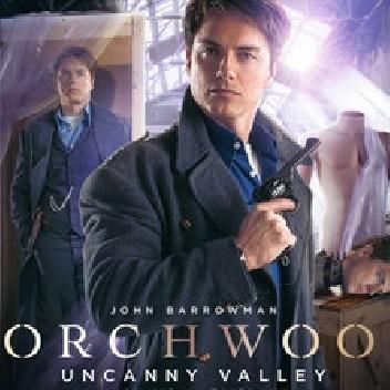 Okładka książki Torchwood: Uncanny Valley